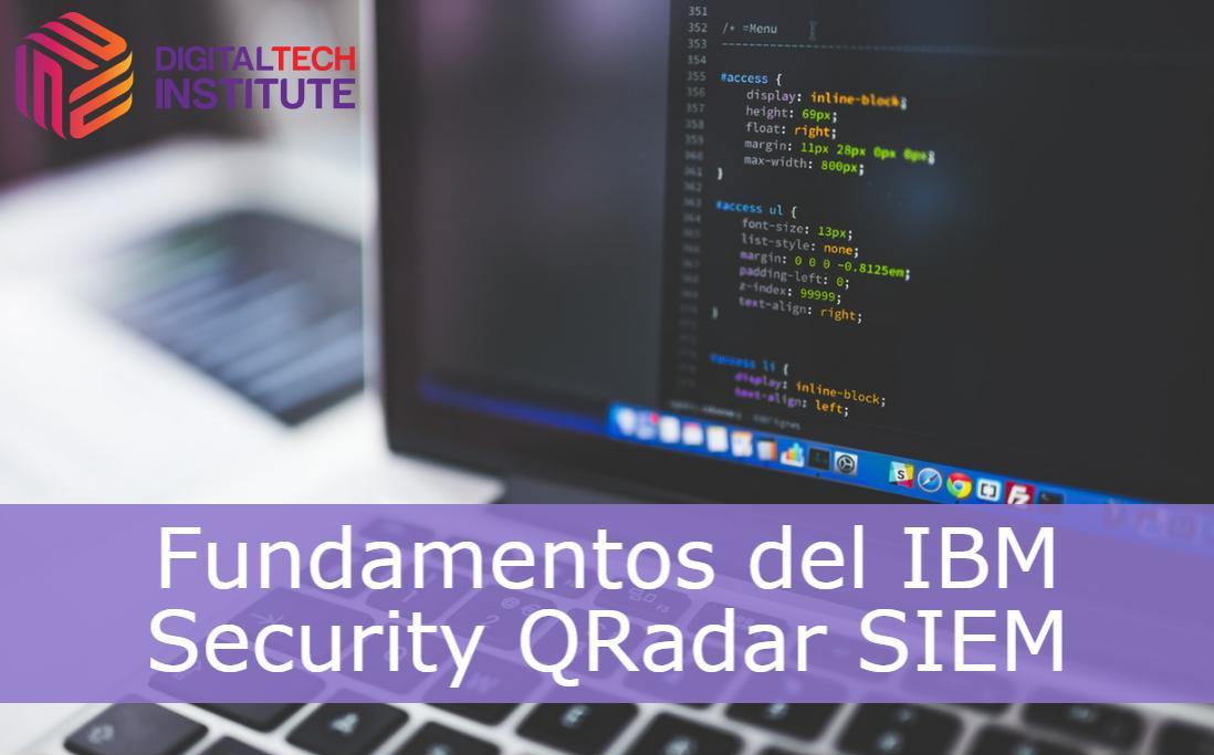 Fundamentos del IBM Security QRadar SIEM
