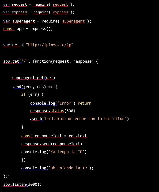 Guía-tutorial sobre Node.js